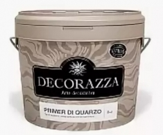 Грунт с кварцем Decorazza Primer DiQuarzo