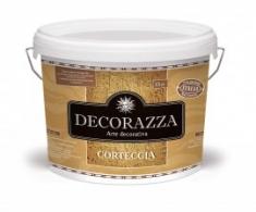 Декоративная штукатурка короед Decorazza Corteccia