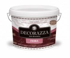 Влагостойкая матовая краска Decorazza Fiora (белая)