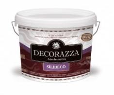 Фасадная силиконовая краска Decorazza Silideco (белая)