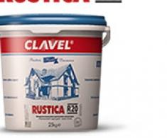 Фасадная декоративная штукатурка Clavel Rustica R20
