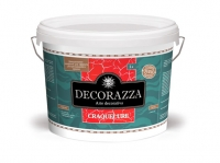 Декоративная краска Decorazza Craquelure, 1л