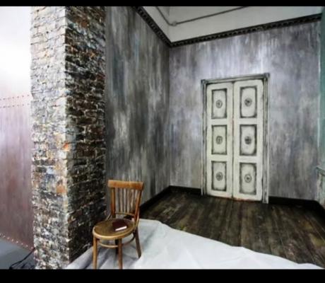 Краска Oikos Сoccio Antico Cemento декоративная