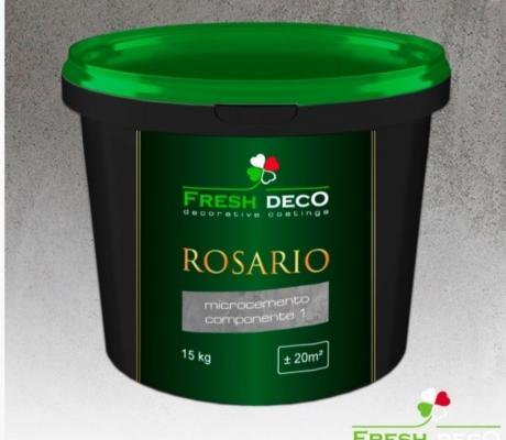ROSARIO (Розарио) микроцемент (сухая смесь) компонент 1