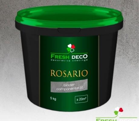 ROSARIO (Розарио) микроцемент (биндер) компонент 2