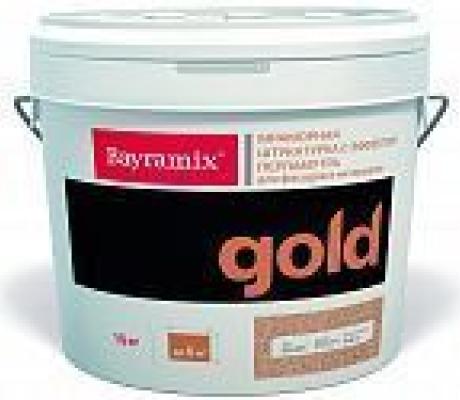 Штукатурка Bayramix Минерал Голд мраморная