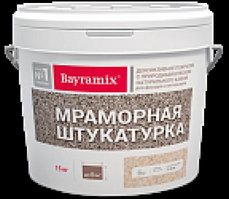 Мраморная штукатурка Bayramix, 15 кг