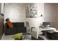 Краска декоративная Les Decoratives Murs d'Azur