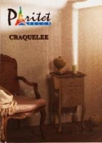 Декоративное покрытие Paritet Decor  Craquelle интерьерное