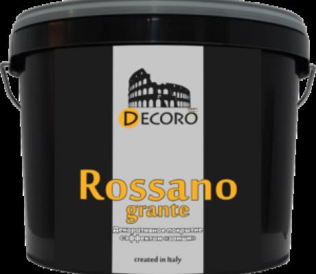 "«Rossano Grante» декоративное покрытие (эффект кожи, жатки, арт-бетона)"" 4кг"