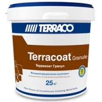 Штукатурка Terraco Гранул Терракоат рельефная акриловая, 25 кг