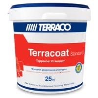 Декоративная штукатурка Terraco Терракоат Стандарт, 25 кг
