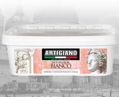 ARTIGIANO MULTICOLOR BIANCO, 2.5л