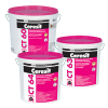 Декоративная штукатурка Henkel Ceresit CT 63