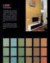 Декоративная краска с песком Land