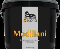 «Modiliani» эластичная моделирующая штукатурка зерно 1,0 мм 15кг