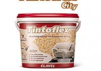 Мозаичная краска декоративная Clavel Tintoflex City